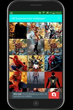 HD Superheroes For Wallpaper poster