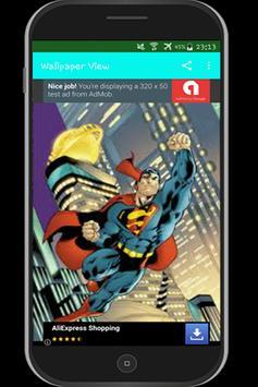HD Superheroes For Wallpaper screenshot 4