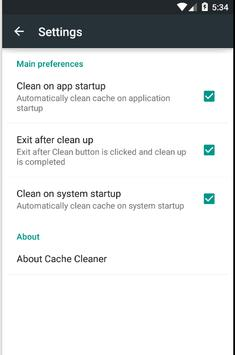 Cash Cleaner screenshot 2