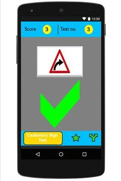 Indian Road Traffic Symbol 93+ apk screenshot