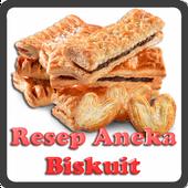 Resep Aneka Biskuit icon
