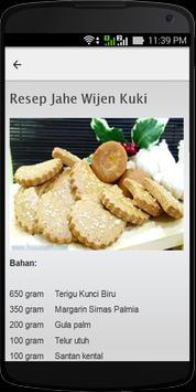 Resep Aneka Biskuit screenshot 5