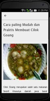 Resep Cilok Enak 10 Android Download Apk