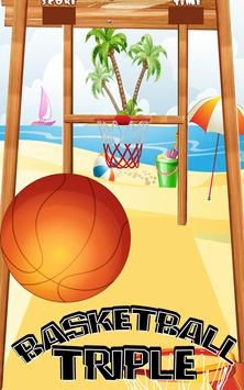 Basketball Triple apk screenshot