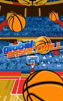 Basketball Global Game poster