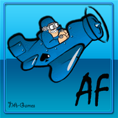 Airplane Flap icon