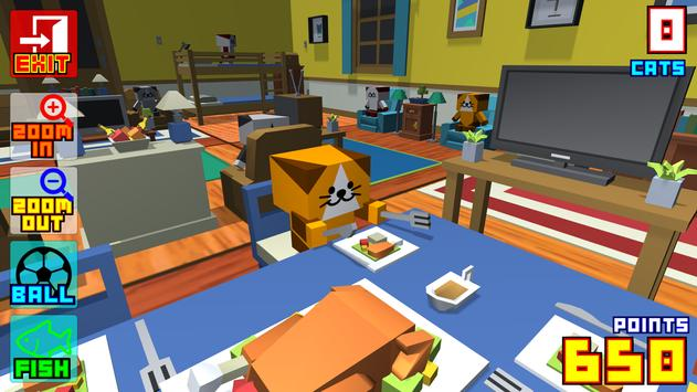 Cat BangBang 3D screenshot 1