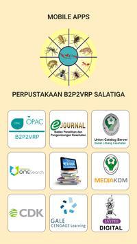 Perpustakaan B2P2VRP Salatiga poster