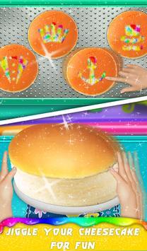 DIY Jiggly Fluffy Japanese Cheesecake Maker Game screenshot 4