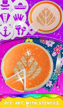 DIY Jiggly Fluffy Japanese Cheesecake Maker Game screenshot 6
