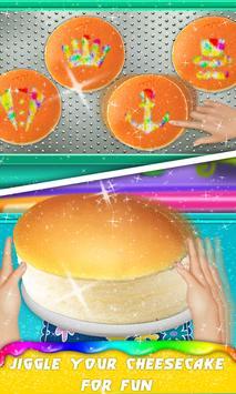 DIY Jiggly Fluffy Japanese Cheesecake Maker Game poster