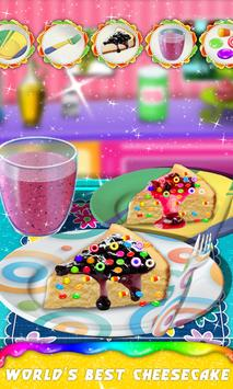 DIY Jiggly Fluffy Japanese Cheesecake Maker Game screenshot 11