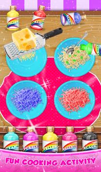 Rainbow Grilled Cheese Sandwich Maker! DIY cooking screenshot 6