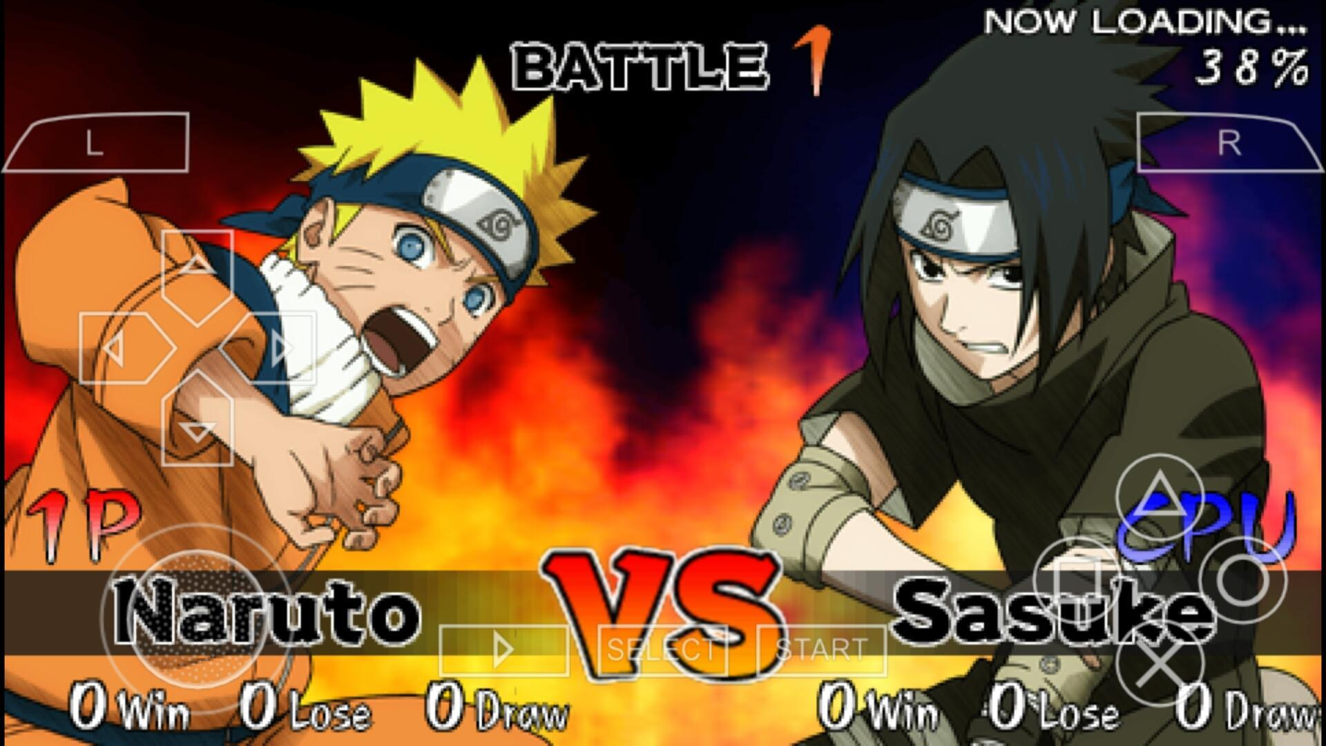Naruto Ultimate Ninja Shippuden Storm 4 Heroes for Android