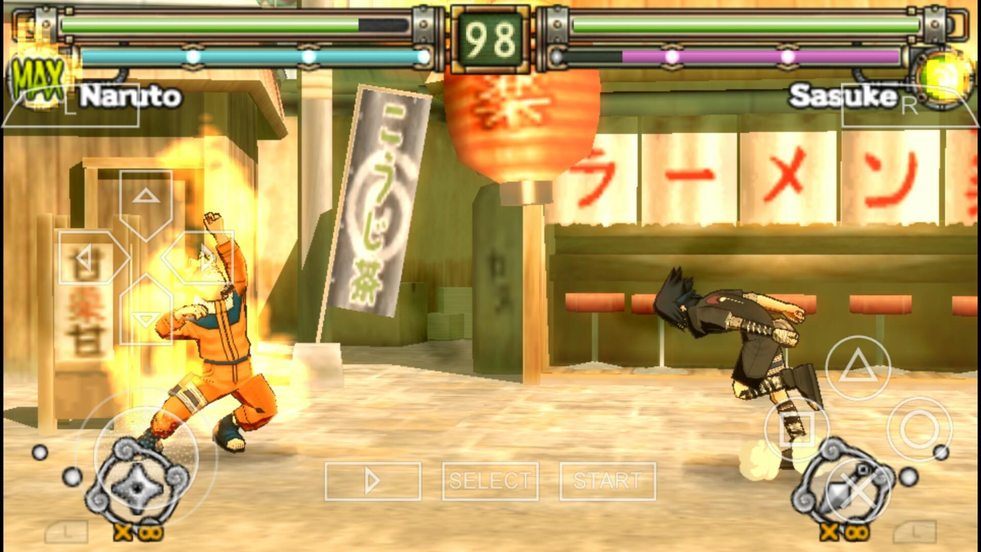 Naruto Ultimate Ninja Shippuden Storm 4 Heroes for Android - APK