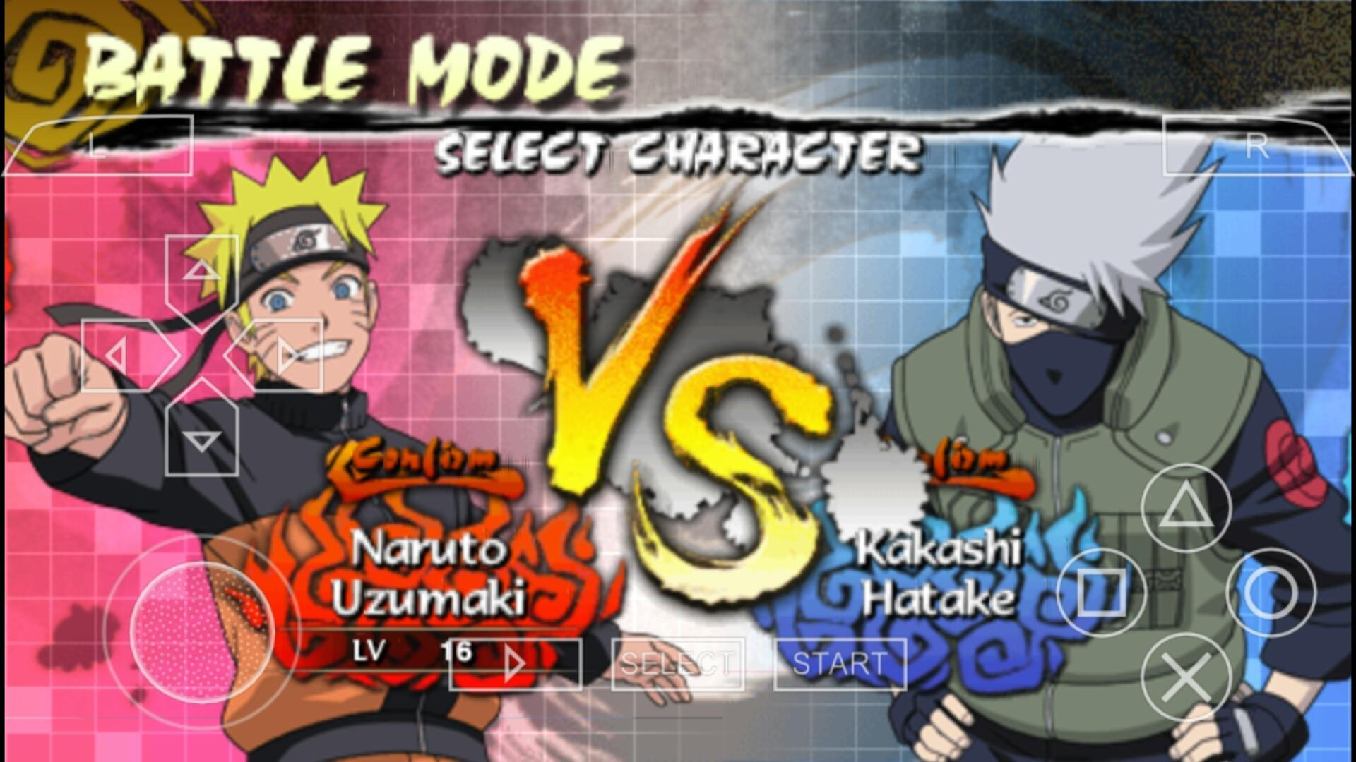 Naruto Ultimate Ninja Shippuden Storm 4 Impact for Android