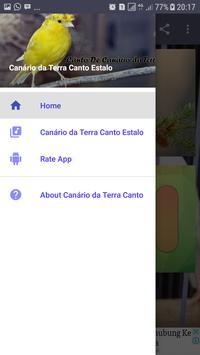 Canto De Canário da Terra New poster