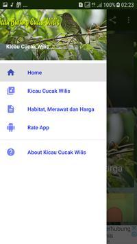 Kicau Cucak Wilis New poster