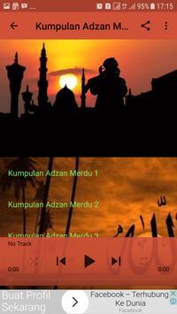 Kumpulan Adzan Termerdu Offline screenshot 2