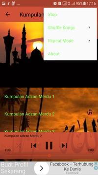 Kumpulan Adzan Termerdu Offline screenshot 4