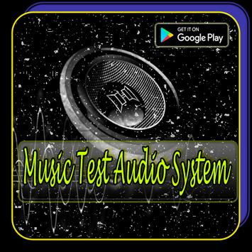Music Test Bass Audio System poster