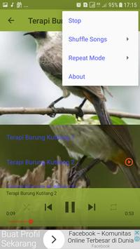 Terapi Burung Kutilang Masteran apk screenshot
