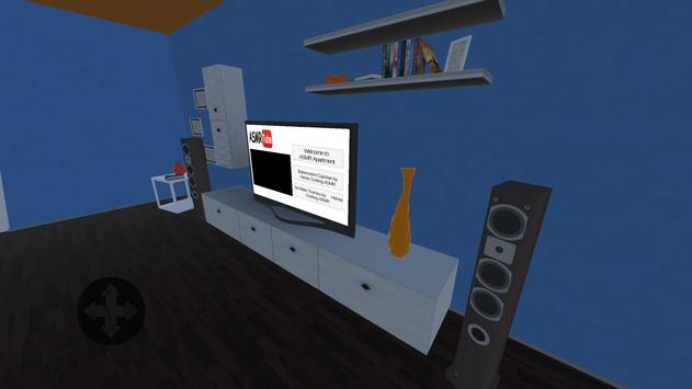 Asmr Apartment VR screenshot 2