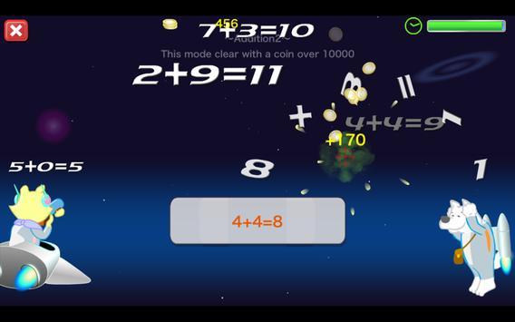 STG :Arithmetic Wars [Free] apk screenshot