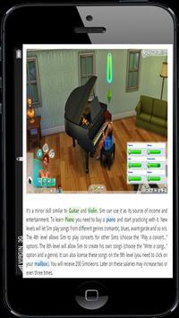 Guide For Sims 4 apk screenshot