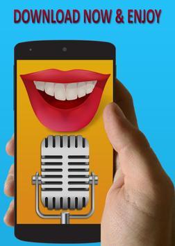 Amazing Funny Voice Changer screenshot 3