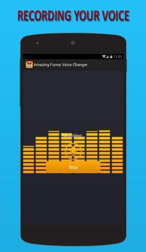 Amazing Funny Voice Changer screenshot 1