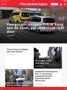 Noordhollands Dagblad apk screenshot