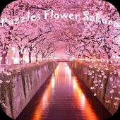 Puzzles Flower Sakura icon