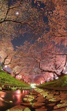 Puzzles Flower Sakura poster