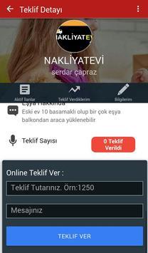 Nakliyatevi screenshot 2
