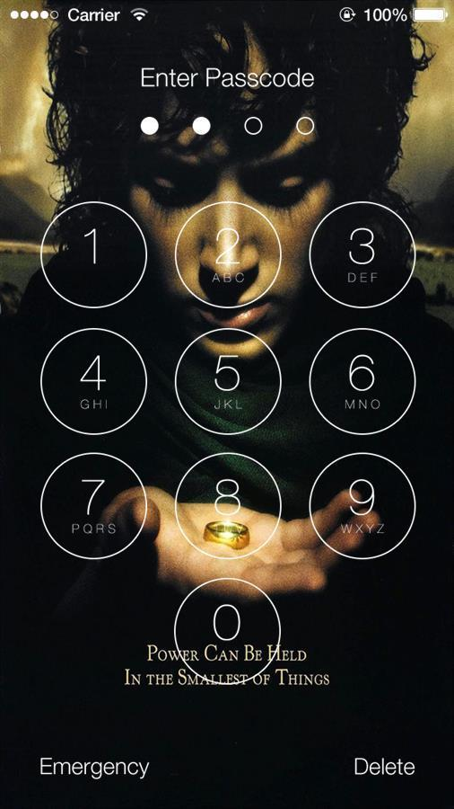 The Lord Of The Rings Wallpaper Hd Lock Screen For Android