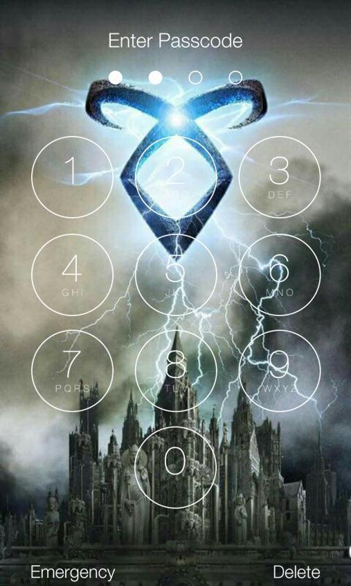 Shadowhunters Hd Wallpapers Lock Screen For Android Apk