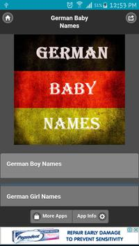 German Baby Names for Android - APK Download