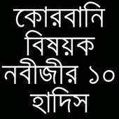 কোরবানি বিষয়ক নবীজীর ১০ হাদিস icon