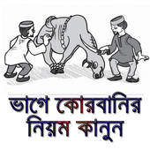 ভাগে কোরবানির নিময়কানুন icon