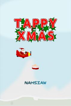 Tappy Xmas poster