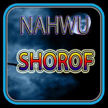 Nahwu Shorof poster