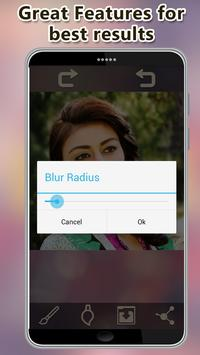 Blur Photo Background  DSLR screenshot 2