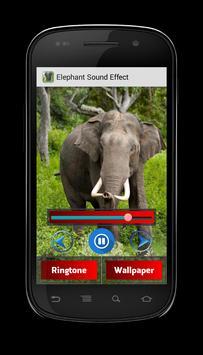Elephant Sound Effect apk screenshot
