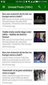 Nigeria Hausa News poster