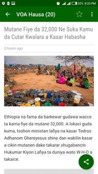 Naija Hausa News apk screenshot