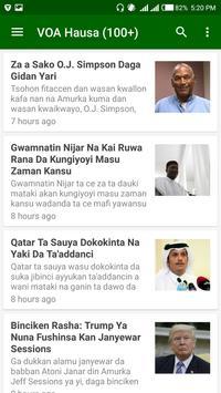 Nigeria Hausa News screenshot 4