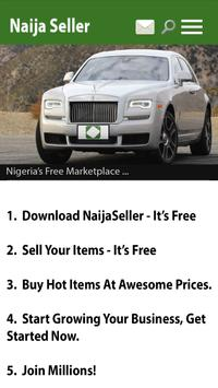 Naija Seller screenshot 2
