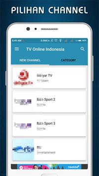 TiVi Online Indonesia Streaming Live screenshot 1