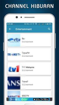 TiVi Online Indonesia Streaming Live screenshot 4